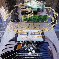 de Дизайн-студия элитных интерьеров Анжелики Прудниковой Ecléctico