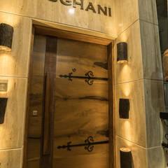 Doors by Vishakha Chawla Interiors, Mediterranean