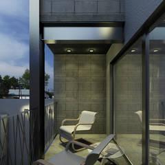 توسط Minimal. Arquitectura y construcción sustentable صنعتی