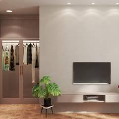 من Công ty TNHH kiến trúc xây dựng nội thất An Phú أسيوي خشب معالج Transparent