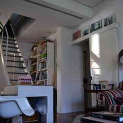 Stairs by GAP plataforma creativa, Mediterranean Iron/Steel