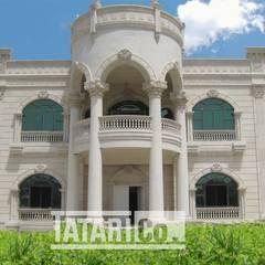 فيلا تنفيذ tatari company , كلاسيكي حجر