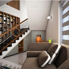 by Monnaie Interiors Pvt Ltd Modern