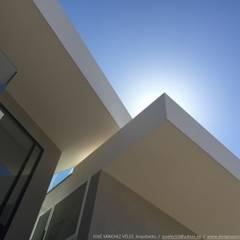 فيلا تنفيذ DYOV STUDIO Arquitectura, Interiorismo  José Sánchez Vélez  653 77 38 06, بحر أبيض متوسط حجر رملي