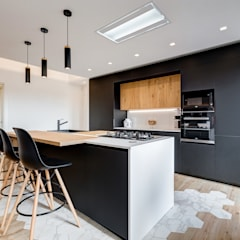 Kitchen by EF_Archidesign, Scandinavian