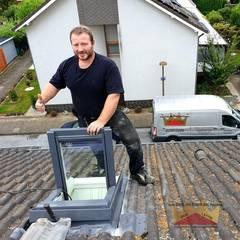 หลังคากระจก โดย Dachdeckermeisterbetrieb Dirk Lange, คลาสสิค