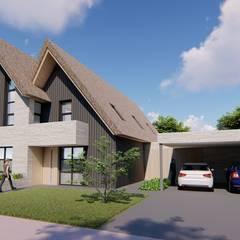 Margry Arts architecten van watkostbouwen.nl Modern