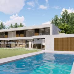 Margry Arts architecten Moderne huizen van watkostbouwen.nl Modern