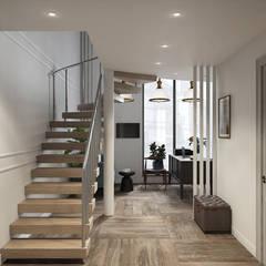 Stairs by Дизайнер Иванова Виктория, Industrial