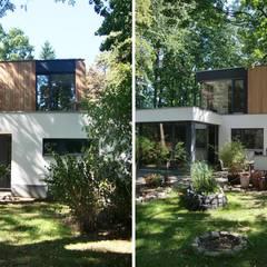 de Steinweg Claus Architekten Minimalista