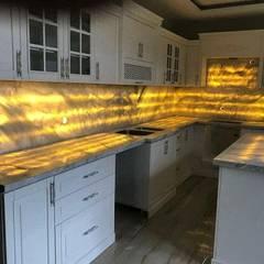S. SARAL / MUTFAK Modern Mutfak Derya Malkoç İç Mimarlık Modern