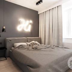 Mieszkanie w Słubicach od 365 Stopni Minimalistyczny