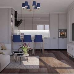 Bespoke kitchen inspiration for luxury homes od Luxury Chandelier Klasyczny Miedź/Brąz/Mosiądz