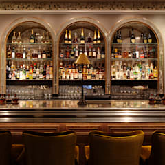 The Arts Club London Classic bars & clubs by Collier Webb Classic Metal