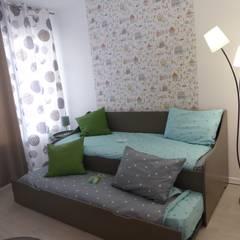 Décoration d'un appartement pour la location courte durée: Hôtels de style  par IDEA (Interior design & Exceptional Architecture), Moderne