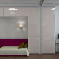 Girls Bedroom by STUDIO DESIGN КРАСНЫЙ НОСОРОГ, Classic