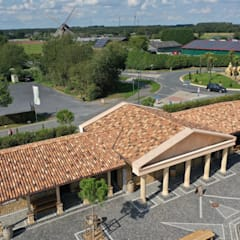Mediterranean style event venues by Rimini Baustoffe GmbH Mediterranean