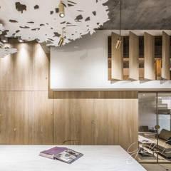 yuli design의  상업 공간, 북유럽