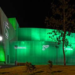 Exhibition centres by IAARQ (Ibarra Aragón Arquitectura SC), Modern