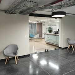por .K-Design arquitectura y diseño interior Moderno