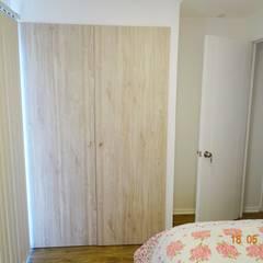 Prefabricated home by Montgreen Ecomodular, Scandinavian