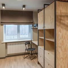 Яркие краски и смелые решения: Спальни для мальчиков в . Автор – Silent-architect, Модерн