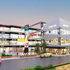 مراكز تسوق/ مولات تنفيذ Ocalta, حداثي