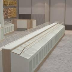 Floors by Beykent iç mimarlık, Modern Wood-Plastic Composite