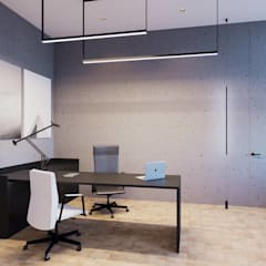Study/office by Анна Энгельгардт, Minimalist