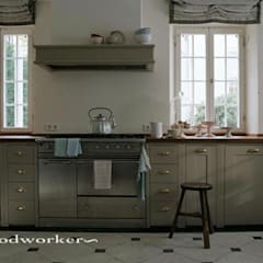 Kitchen units by Woodworker GmbH &Co. KG, Country Wood Wood effect