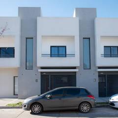 Multi-Family house by Asociados, Minimalist