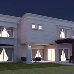 Single family home by Ocalta, Classic