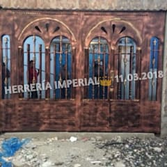 by Herreria y Aluminio Imperial Colonial Iron/Steel