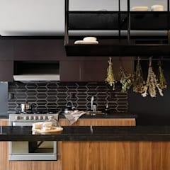 Built-in kitchens by Sentido Arquitectura, Minimalist
