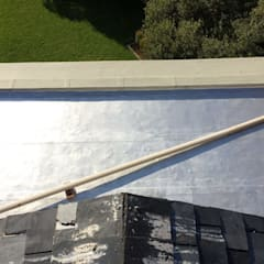 Flat roof by Speciality Waterproof & Roof, Classic Concrete