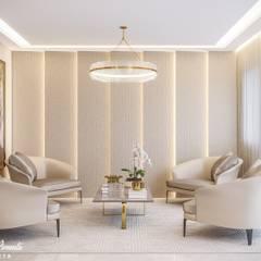 توسط Camila Pimenta | Arquitetura + Interiores مدرن کامپوزیت چوب و پلاستیک