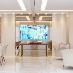 by Camila Pimenta | Arquitetura + Interiores Modern سنگ مرمر