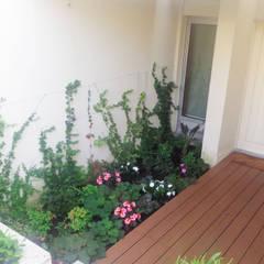 Garden by JAG arquitetura paisagista, Eclectic