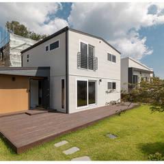 클래식의 정석, 컨트리 하우스: 공간제작소(주)의  주택,클래식