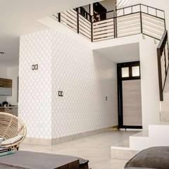 Stairs by Aertenica MX, Mediterranean