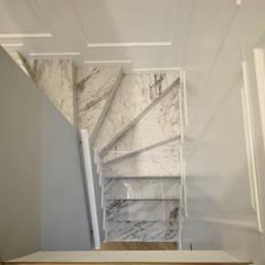 Stairs by Piotr Stolarek Projektowanie Wnętrz, Eclectic