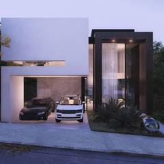 من MM Arquitetura تبسيطي الخرسانة