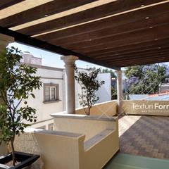 Terrazas de estilo  por TexturiForm, Clásico