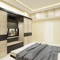 توسط 360 Degree Interior مدرن تخته سه لایی