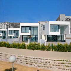 Bungalow oleh Fuster Arquitectos, Modern
