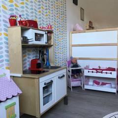 Mon décorateur privé - MDP의  여아 침실, 북유럽