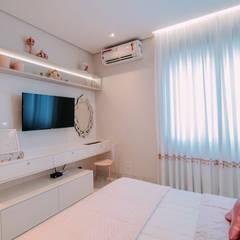 quarto meninas por ISADORA MARTEL interiores Moderno