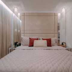 Small bedroom by ISADORA MARTEL interiores, Classic