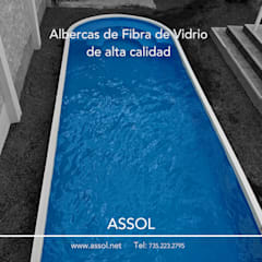 من ASSOL- Albercas y servicios del sol تبسيطي
