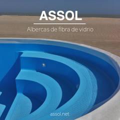 مسبح تنفيذ ASSOL- Albercas y servicios del sol , تبسيطي